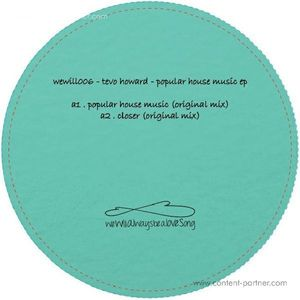 Tevo Howard - Popular House Music EP