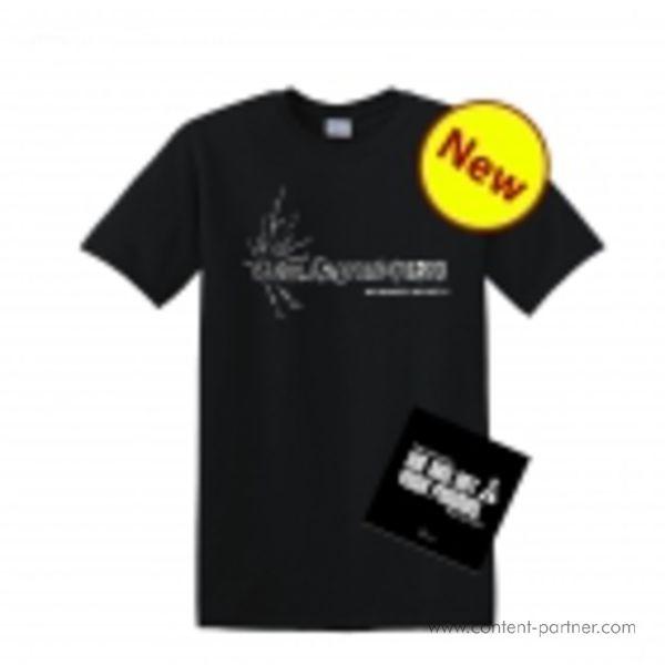 The  Exaltics - SolarOneMusic 303 ACID T-Shirt (L) + CD (Back)