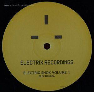 The Advent / Mazzula - Electrix Shox Volume 1