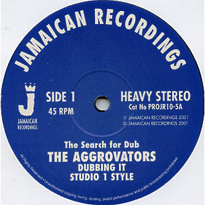 The Aggrovators - The Aggrovators