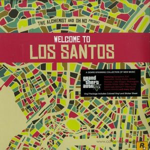 The Alchemist & Oh No - Present: Welcome to Los Santos