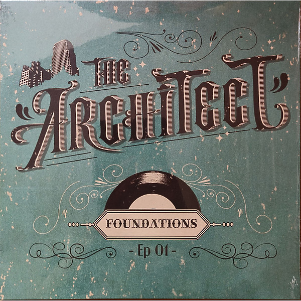 The Architect - Foundations (LP)