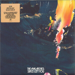 The Avalanches - Since I Left You (20th Anniv. Deliuxe Edition 4LP)