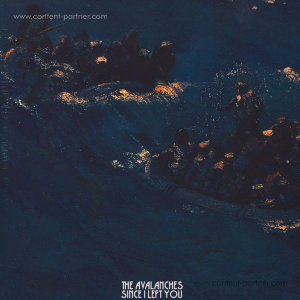 The Avalanches - Since I Left You (2LP, repress)