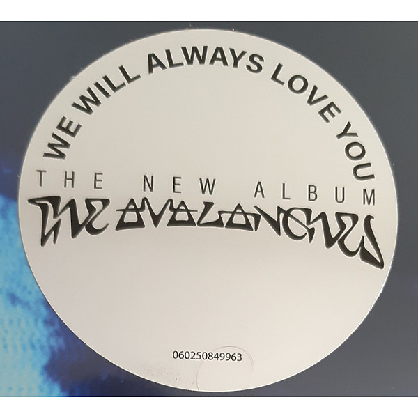The Avalanches - We Will Always Love You (2LP) (Back)