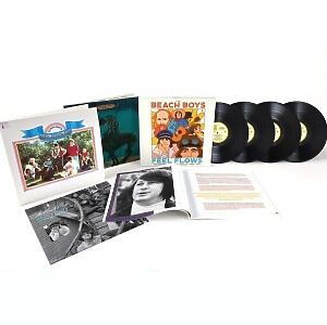 The Beach Boys - FEEL FLOWS SESSIONS 1969-71 (LTD. 4LP)