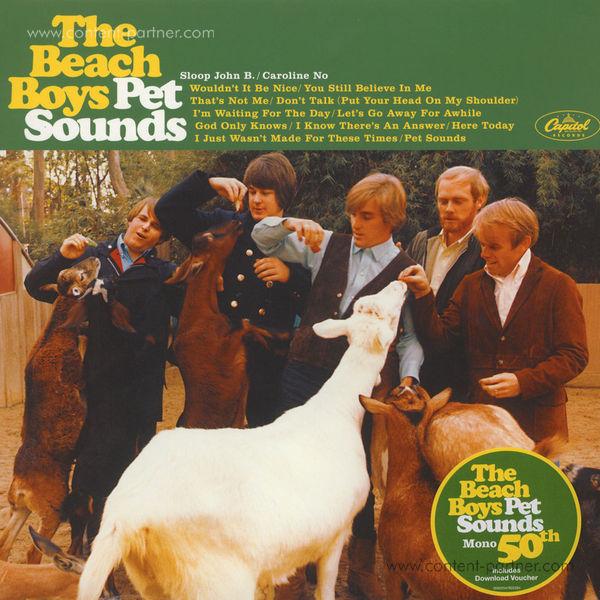The Beach Boys - Pet Sounds (Mono 180g Vinyl Reissue)