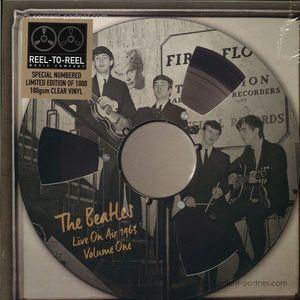 The Beatles - Live On Air 1963, Vol 1 (Clear Vinyl)