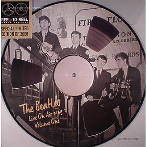 The Beatles - Live On Air 1963, Vol 1 Picture Vinyl)