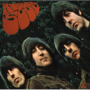 The Beatles - Rubber Soul (180g remastered) (Back)