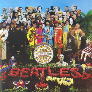 The Beatles - Sgt.Pepper's Lonely Hearts Club Band (LP)