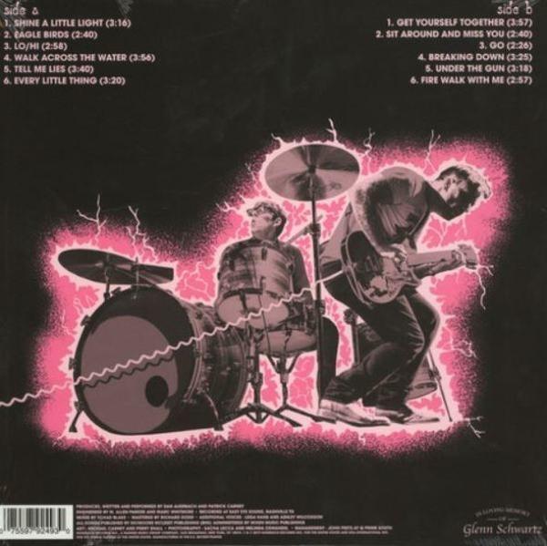 The Black Keys - Let's Rock (Back)