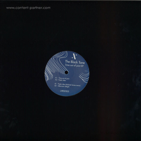 The Black Tone - Time Out Of Joint Ep (Back)