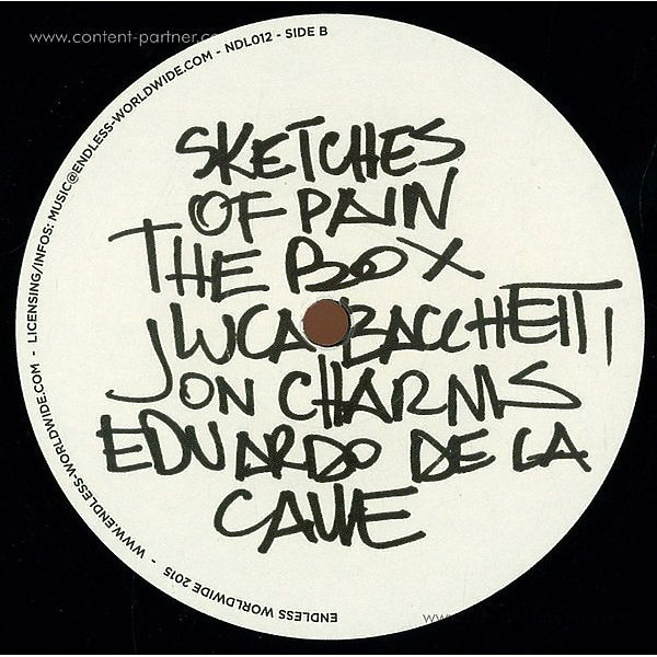 The Box - Sketches Of Pain