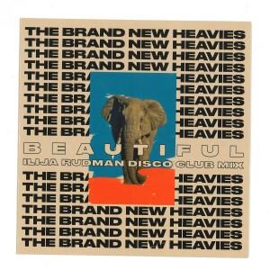 """The Brand New Heavies - TBNH (Ilija Rudman Mixes) (7"""")"""