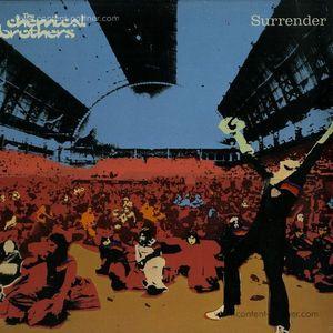 The Chemical Brothers - Surrender (V40 Ltd. Edition 2LP)