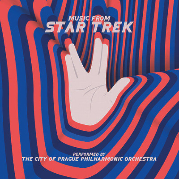 The City Of Prague Philharmonic Orchestra - Music From Star Trek (2LP)