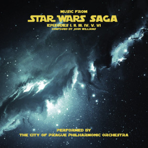 The City Of Prague Philharmonic Orchestra - Music From Star Wars Saga (2LP)