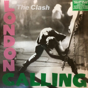 The Clash - London Calling (40th Anniv. Special Sleeve 2LP) (Back)