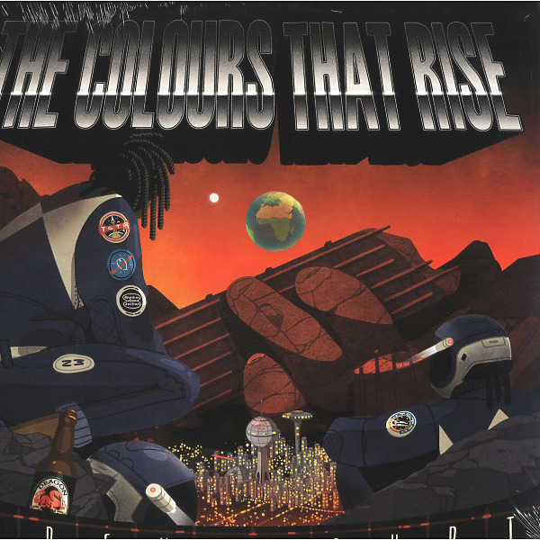 The Colours That Rise - Grey Doubt