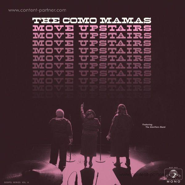 The Como Mamas - Move Upstairs (LP+MP3)