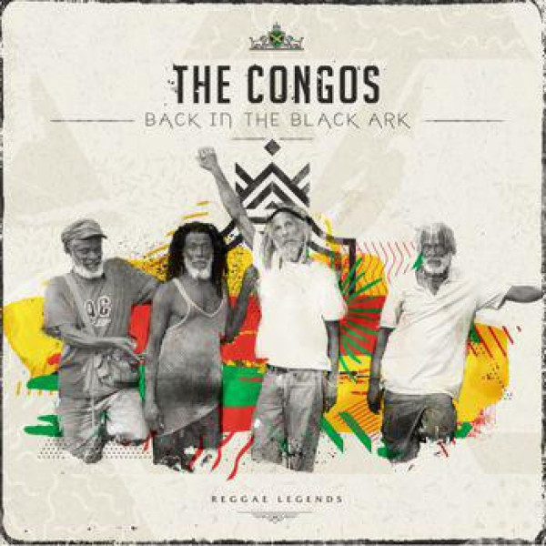 The Congos - Back In The Black Ark (Ltd. Ed. 2LP)