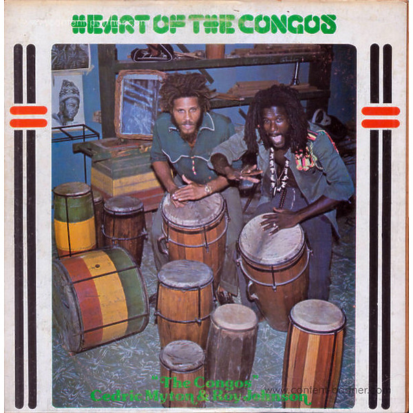The Congos - Heart Of The Congos (40th Anniversary 3LP Edition)