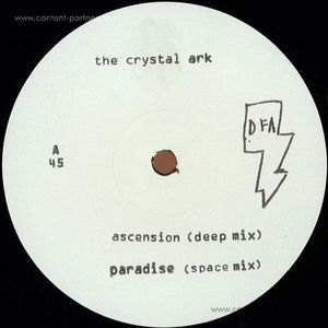 The Crystal Ark - The Dubs Ep