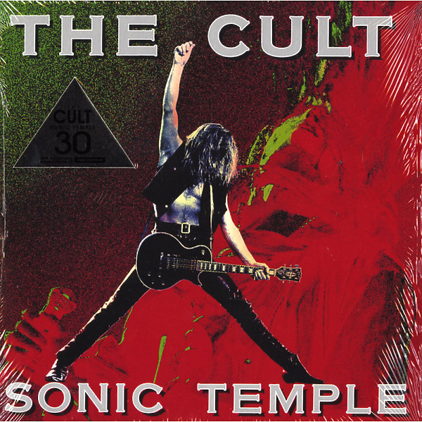 The Cult - Sonic Temple (30th Anniv. 2LP)