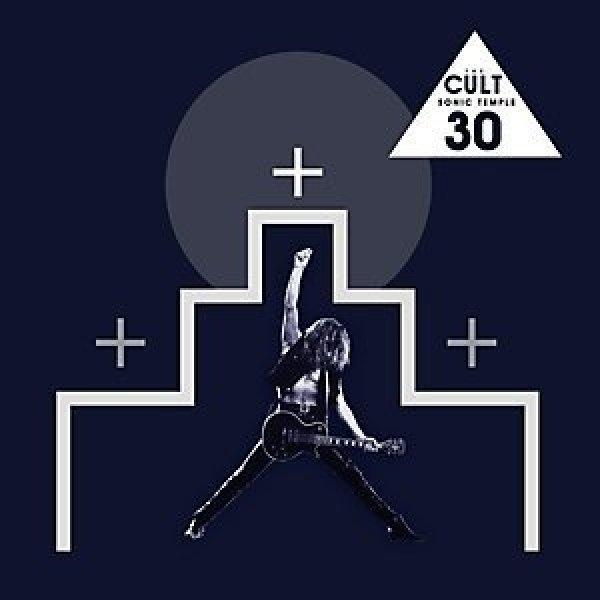The Cult - Sonic Temple (30th Anniv. Ltd. Deluxe Box-Set)