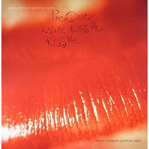 The Cure - Kiss Me, Kiss Me, Kiss Me (2LP)