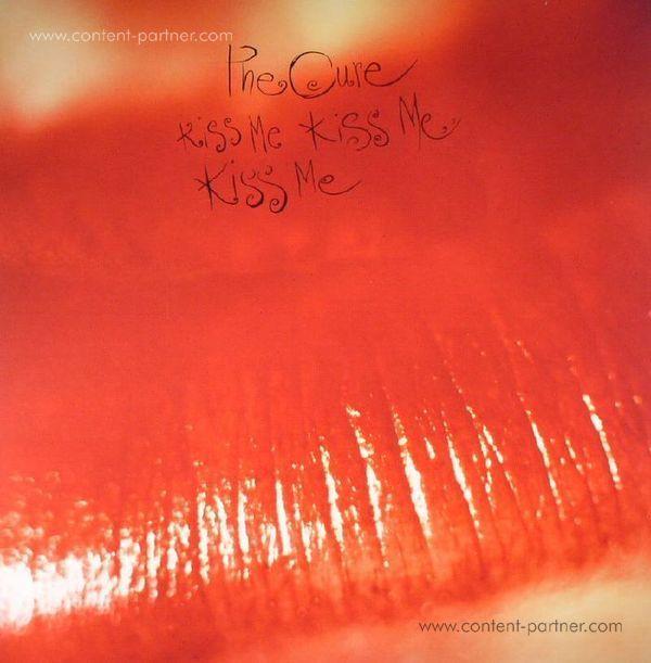 The Cure - Kiss Me, Kiss Me, Kiss Me (2LP)
