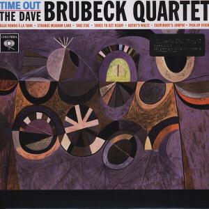 The Dave Brubeck Quartet - Time Out (180g LP)