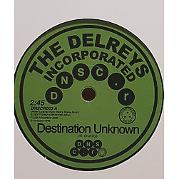 The Delreys Incorporated - Destination Unknown / Oscar Wright - Fell In Love (Back)