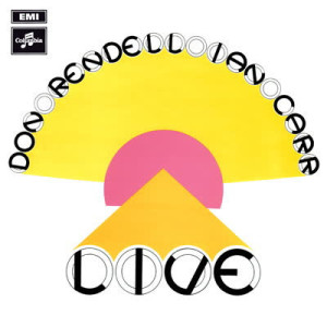 The Don Rendell / Ian Carr Quintet - Live (LP)