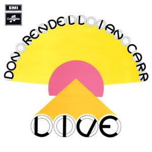 The Don Rendell / Ian Carr Quintet - Live (LP)
