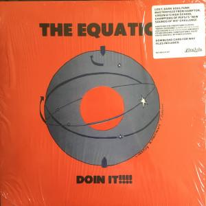 The Equatics - Doin It!!!! (LP Reissue)