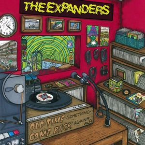 The Expanders - Old Time Something Come Back Again Vol.2 (LP+MP3)