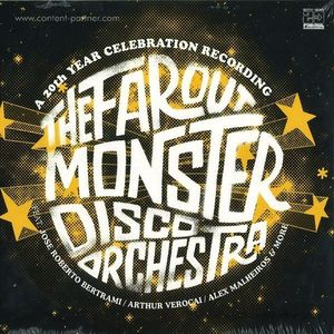 The Far Out Monster Disco Orchestra - The Far Out Monster Disco Orchestra