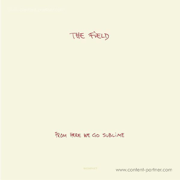 The Field - From Here We Go Sublime (2x12''+CD) (Back)