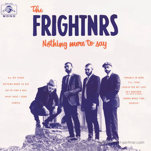 The Frightnrs - Nothing More To Say (LP+MP3)