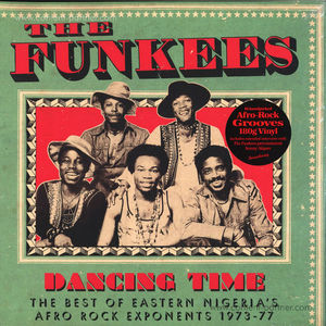 The Funkees - Dancing Time (2LP Repress)