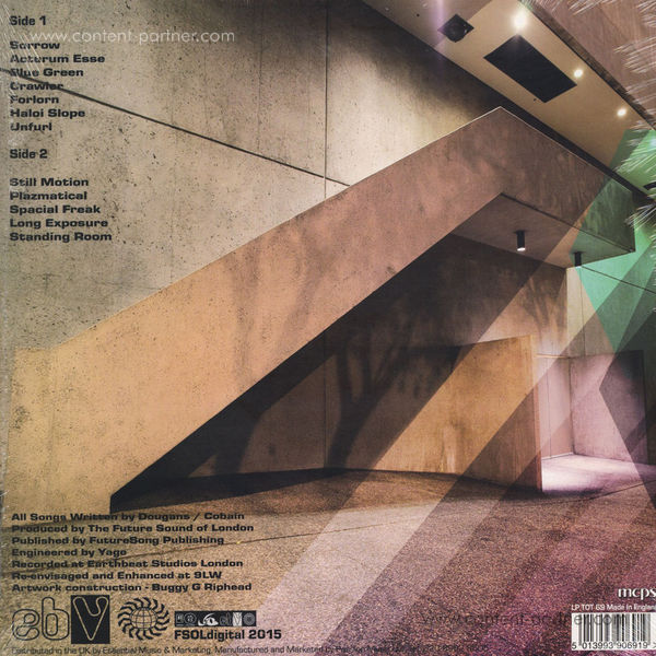 The Future Sound Of London - Archived Vol.8 (Back)