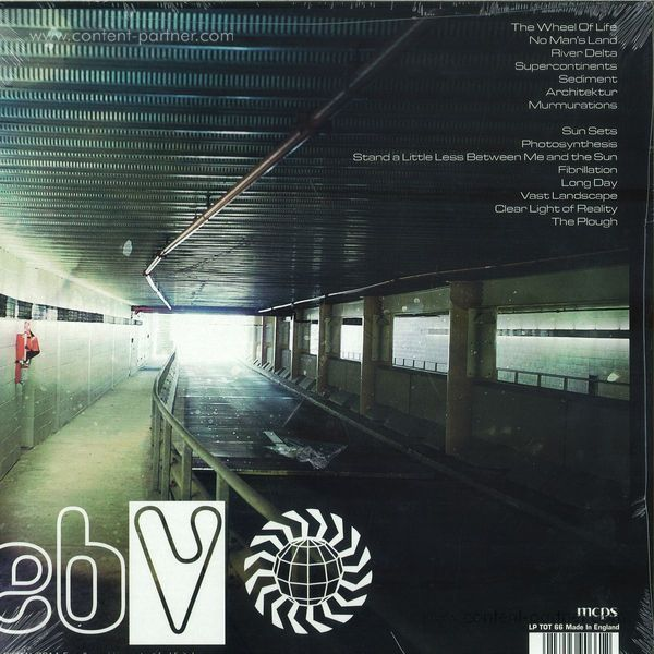The Future Sound Of London - Environment Four (Back)
