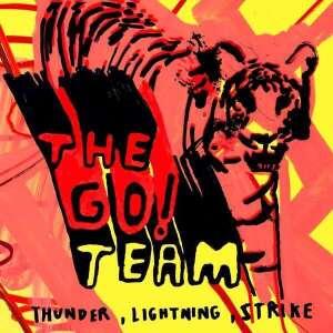 The Go! Team - Thunder, Lightning, Strike (Magenta Vinyl Reissue)