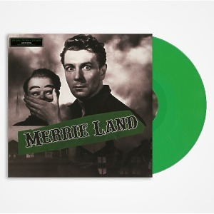 The Good, The Bad & The Queen - Merrie Land (Ltd. Green Coloured Vinyl)