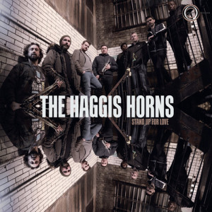The Haggis Horns - Stand Up For Love (LP)