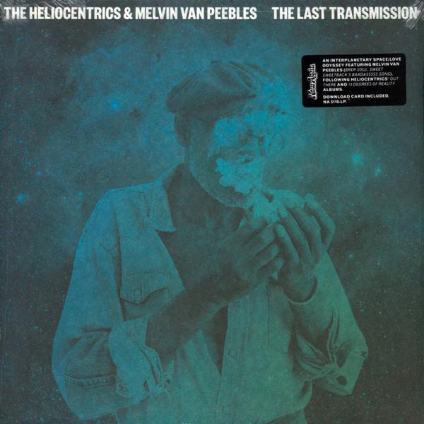 The Heliocentrics & Melvin Van Peebles - The Last Transmission (Repress) (Back)