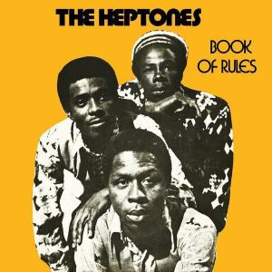 The Heptones - Book of Rules (LP reissue)