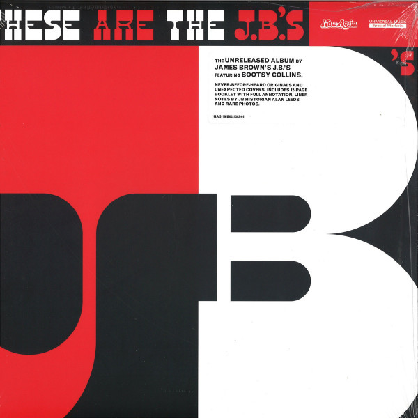 The JB's - These Are The JB's (Repress)